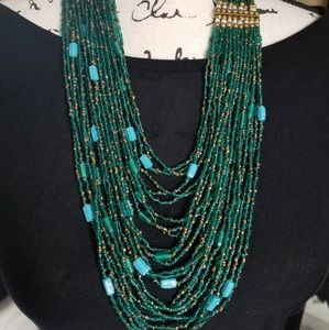 Beautiful Beaded Necklace